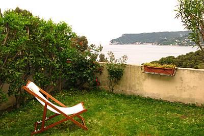 Casa per 4 persone a 500 m dal mare Savona