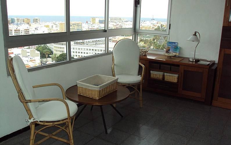 Apartment Terrace Gran Canaria Las Palmas Apartment - Terrace