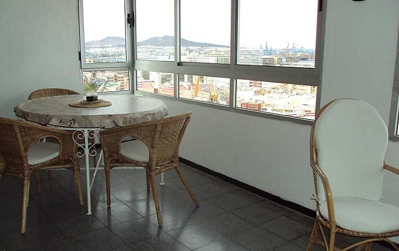 Apartment Dining-room Gran Canaria Las Palmas Apartment - Dining-room