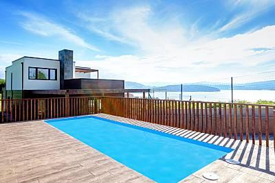 Espectacular casa con piscina A Coruña/La Coruña