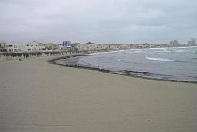 Apartamento para 4-5 pessoas a 100 m da praia Múrcia