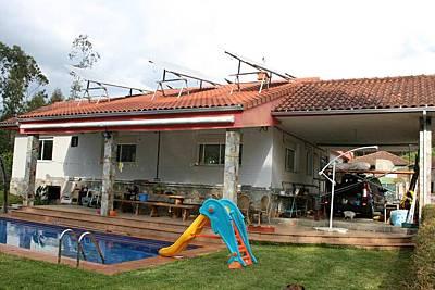Espectacular villa con piscina Pontevedra