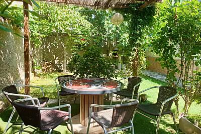 Bonita casa con jardín & terraza Navarra