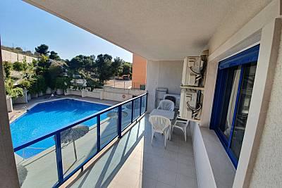 Apartamento de 2 habitaciones en Alicante/Alacant centro Alicante