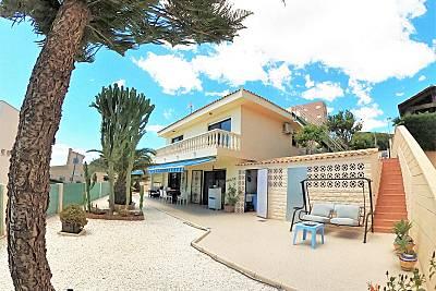 Villa para 9 personas a 200 m de la calita Murcia