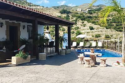 Villa para 6 personas a 3 km de la playa Málaga