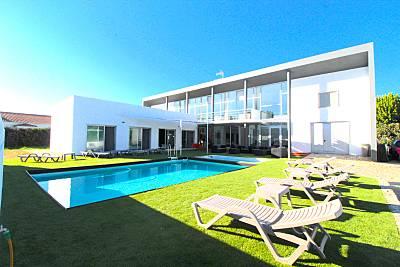 Grande villa con piscina & terraza Setúbal