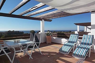 Zona Marbella - Ático en Estepona urb. lujo  Málaga