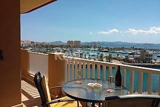 Apartamento de 2 habitaciones a 150 m de la playa Murcia