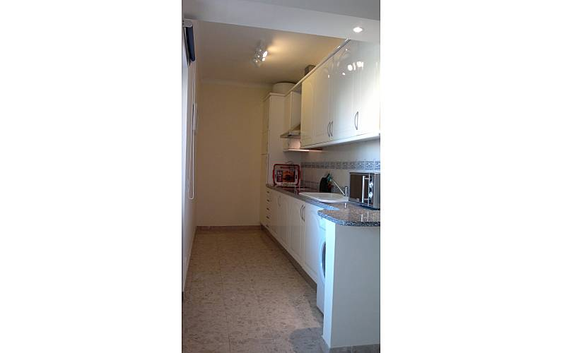 Apartment Kitchen Algarve-Faro Portimão Apartment - Kitchen