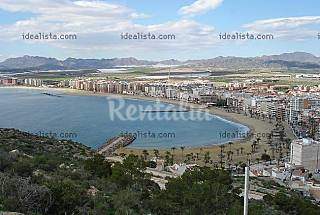 Apartment for rent in Águilas Murcia