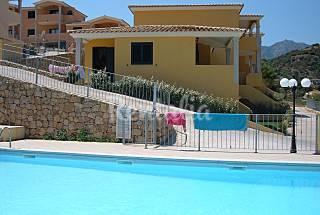 Apartamento de 2 habitaciones a 5.5 km de la playa Olbia-Tempio