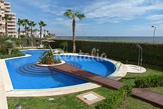 Apartamento de 3 habitaciones en 1a línea de playa Murcia