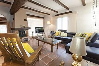 Villa de 5 chambres à 800 m de la plage Castellón