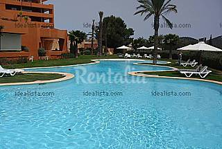 Apartment for 4 people with very big swimming pool Ibiza