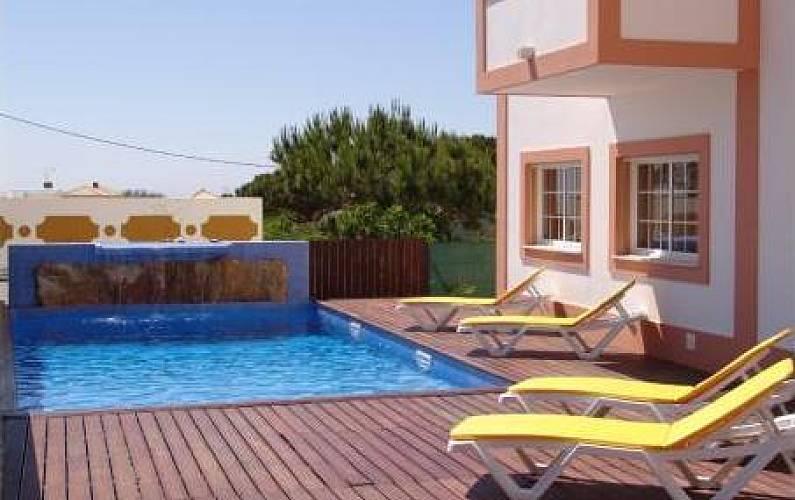 Apartamentos para alugar a 50 m da praia Algarve-Faro - Piscina