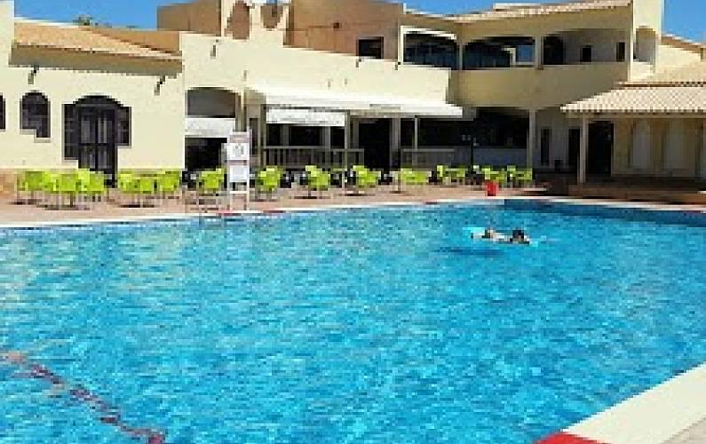 T-1 Swimming pool Algarve-Faro Portimão Apartment - Swimming pool