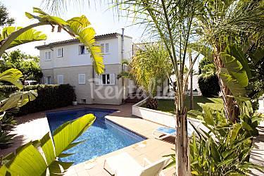 Villa Swimming pool Majorca Alcúdia villa