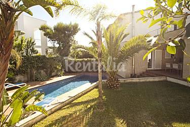 Villa Garden Majorca Alcúdia villa