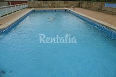 Apartment for 5 people only 400 meters from the beach Pontevedra