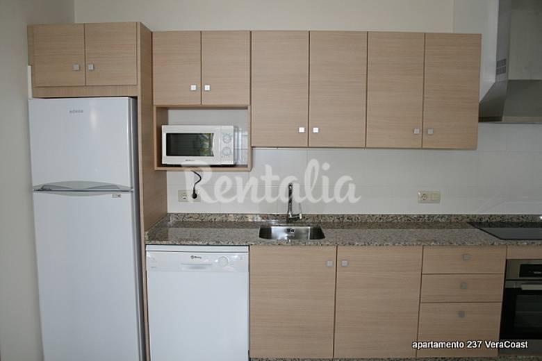 Apartamento Cocina Almería Vera Apartamento
