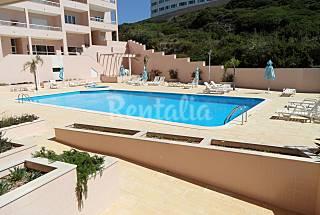 Apartamento a 200 m de la playa con Piscina