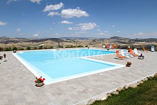 Farmhouse, pool, hammam, sauna, jacuzzi Palermo