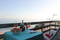 Apartamento para arrendar, frente mar, 5 pessoas Algarve-Faro