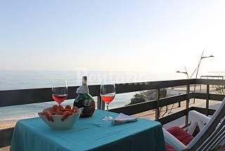 Apartamento para arrendar, frente mar, 6 pessoas Algarve-Faro