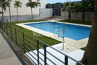 Apartment for rent only 140 meters from the beach Huelva