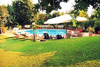 Splendida villa, piscina, parco