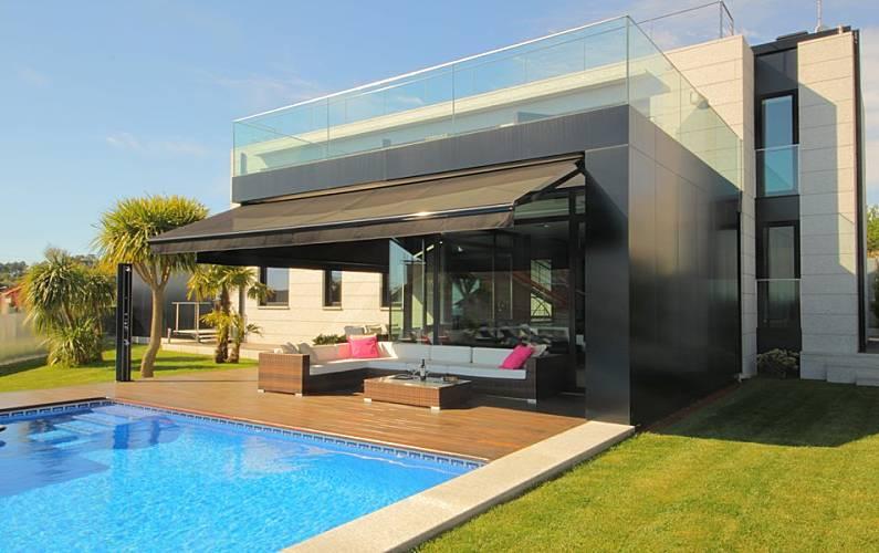 Galicia Villas - Villa de lujo piscina climatizada Pontevedra
