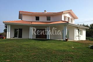 Villa pour 6 personnes à 800 m de la plage Asturies