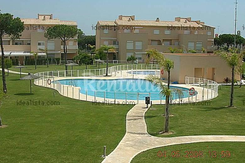 Apartamento en campo de golf lomas de sancti petri sancti petri la barrosa chiclana de la - Apartamentos en sancti petri cadiz ...
