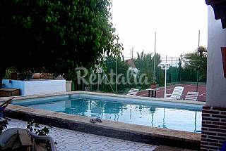 Villa with 3 bedrooms 10 km from the beach Almería