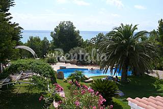 9 houses in the first sea line-HUTT-000011/000019 Tarragona