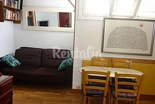 Apartamento para 2-4 personas en San Sebastian centro Guipúzcoa