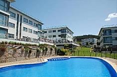 2 pisos en urb. Punta Canide, playa, piscina... A Coruña/La Coruña