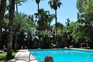 8 Villas para 2-8 personas a 15 km de la playa Valencia