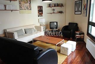 Apartamento con garaje para 4-5 personas Pontevedra