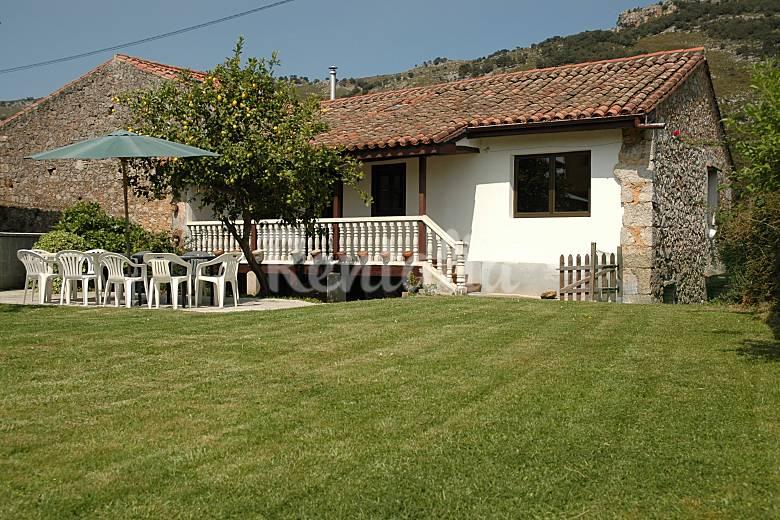 Casa en alquiler 12 pers area santander pamanes - Casas de campo en cantabria ...