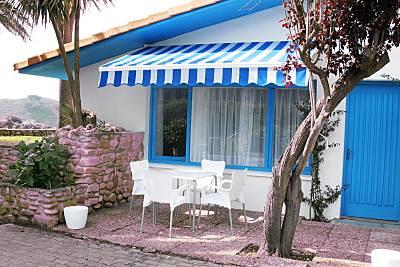 Casa a 25 m de la playa ( máximo 4 plazas) Asturias