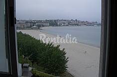 Apartamento para 4 personas a 50 m de la playa A Coruña/La Coruña