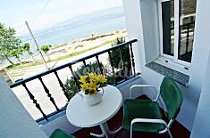 Apartamento 1a línea de playa con vistas al mar Pontevedra