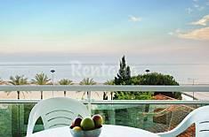 4 Apartamentos frente al mar para 6 personas Tarragona