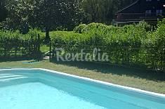 Casa y cabaña en alquiler con piscina Guipúzcoa