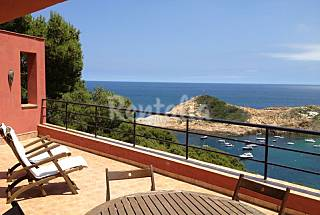 Luxury house. 200 meters precious playa. Girona