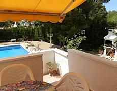Villa for 6 people 3 km from the beach Tarragona
