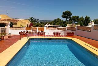 Villa para 6 personas a 3 Km. de la playa Alicante