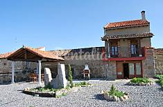Casa de 5 habitaciones con jardín privado Ávila